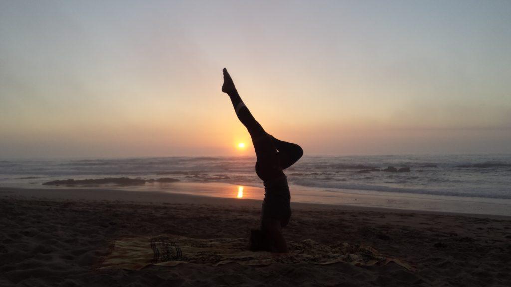 entrevista sobre yoga