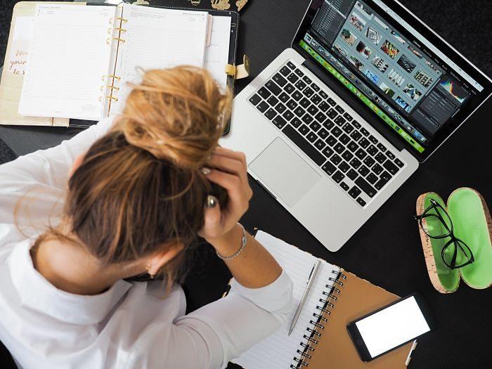 síndrome burnout laboral