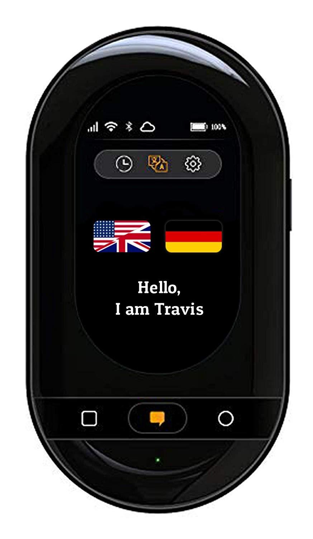 traductor de bolsillo para viajeros