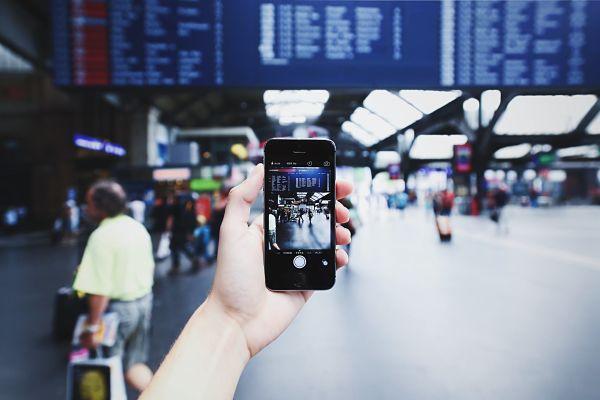 gestionar estres viajes de negocios