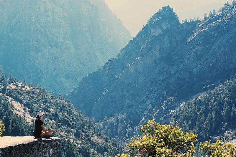 vacaciones con yoga