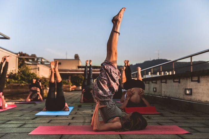 viajes con yoga