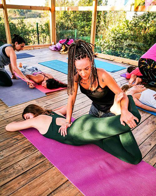 clases de masaje thai viaje