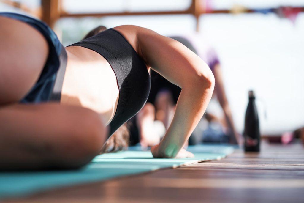viaje con yoga en españa