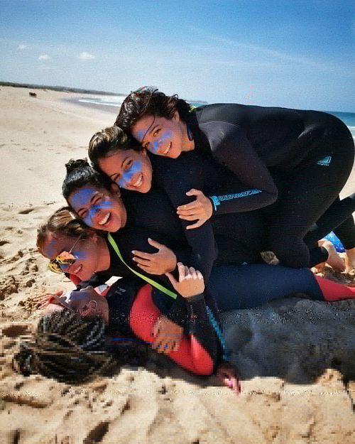 viaje de surf en portugal