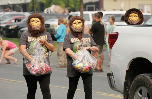festival california de bigfoot